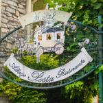 Hotel Posta Moltrasio in Moltrasio